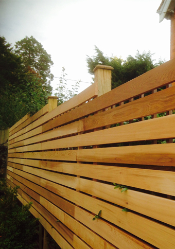 Fencing Supplier East Devon